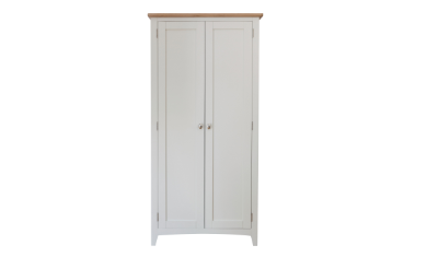 2 Door Full Hanging Wardrobe