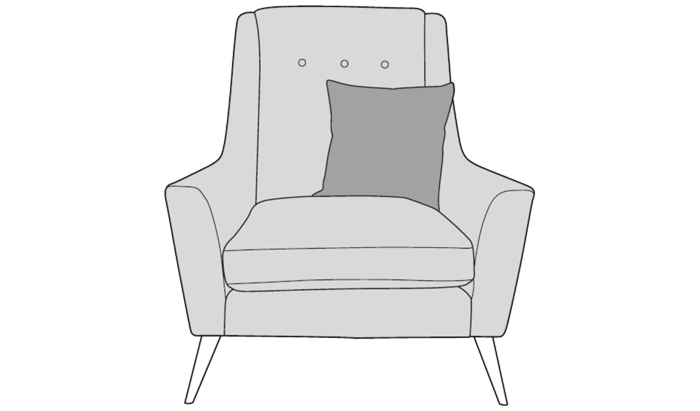 Sinatra Accent Chair
